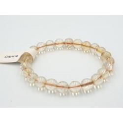 Bracelet Citrine pierres...