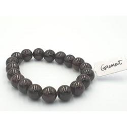 Bracelet Grenat pierres...