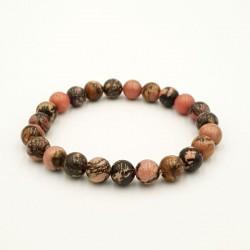 Bracelet Rhodonite pierres...