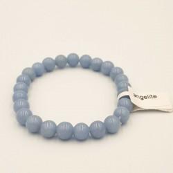 Bracelet Angélite pierres...