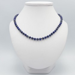 Pendentif artisanal en aluminium violet et or