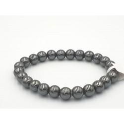 Bracelet Hématite pierres...