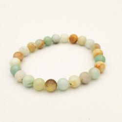 Bracelet Amazonite pierres...