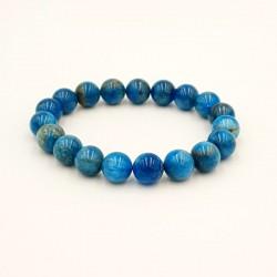 Bracelet Apatite bleue...