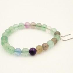 Bracelet Fluorine pierres...